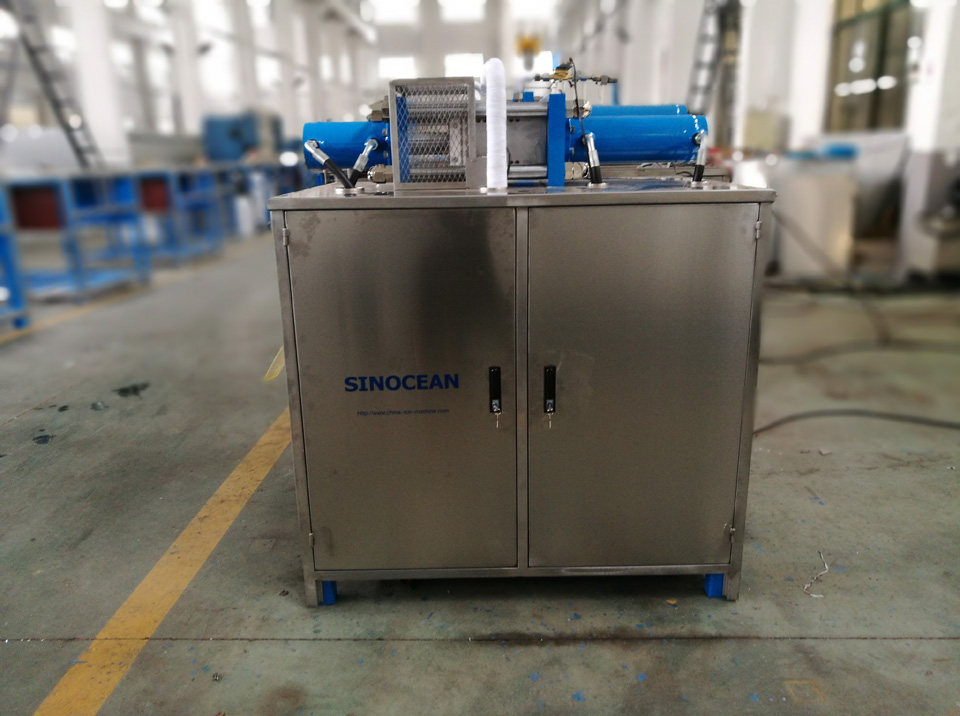 Brand new dry ice machine shipping for United Arab Emirates