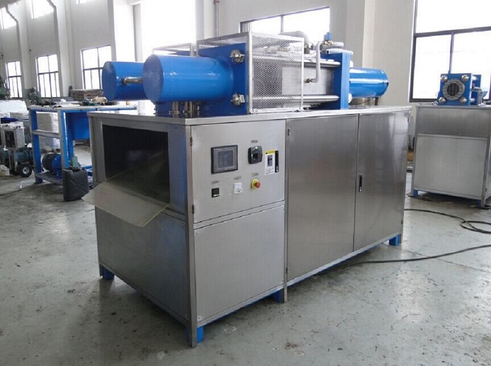Our New Product of Dry Ice Block Machine JHK800