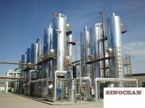 CO2 Capture Plant from Stack Gas