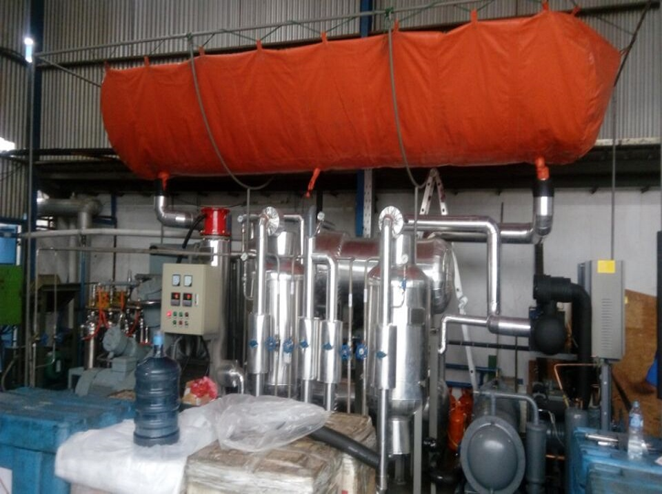Sinocean co2 revert recovery system helps you save LIQUID CO2 cost